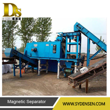 Recycling Scrap Steel Municipal Solid Waste Separating Equipment