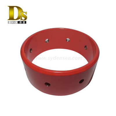 Densen customized carbon steel machining and Surface dusting retainer ring