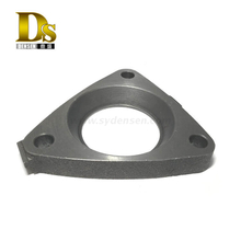 Densen Customized Nodular cast iron sand casting and machining parts