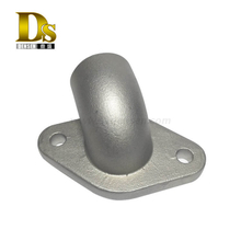Densen Customized stainless steel 304 Silicon sol casting and machining 90 degree elbow,alloy steel elbow for pipe fittings