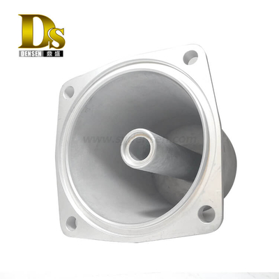 Densen Customized aluminum A356 gravity casting Valve seat for parts for high-speed rail precision aluminum gravity casting