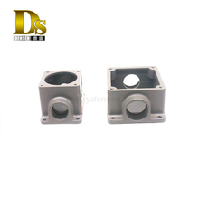 Densen Customized aluminium Gravity casting high low pressure casting CNC machining casting products for locomotive components