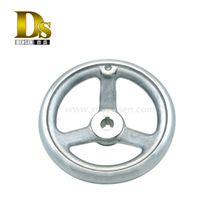Densen Customized Aluminium Hand Wheel used on machines for adjusting and calibrating pipes precision machinery