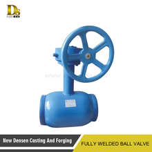 Underground corrosion resisting 6 inch ball valve