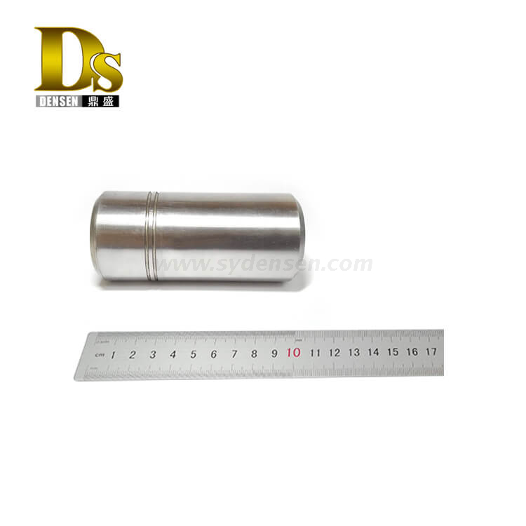 Densen Customized High-precision stainless steel 316 machining Sleeve coupling Spline coupling Spline shaft coupling