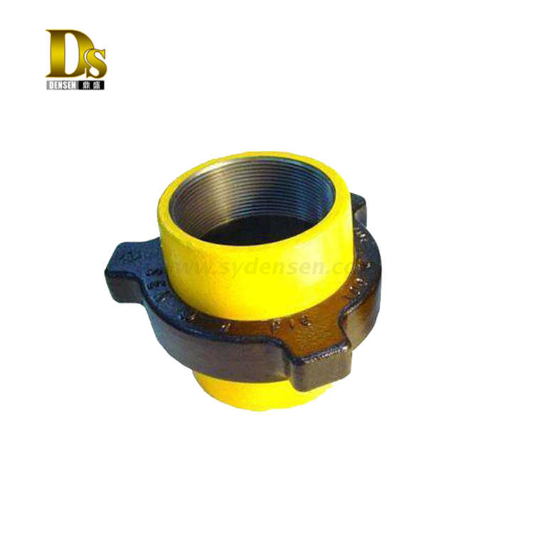 Forging Carbon Steel Hammer Union with Pipe Fittings for The Oil Industry