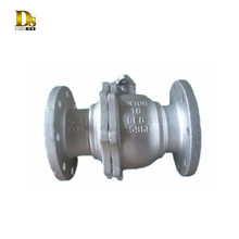 Auto Parts Custom Car Engine Parts Sand Casting Parts