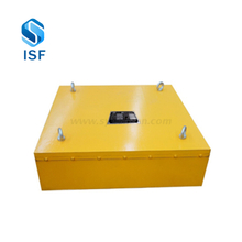 Best Selling Plate Type Overband Magnetic Separator for Removing Iron