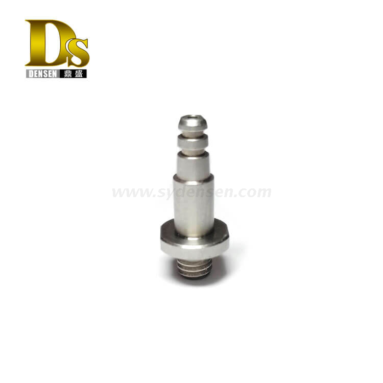 Densen customized alloy steel Ultra small shaft machining parts