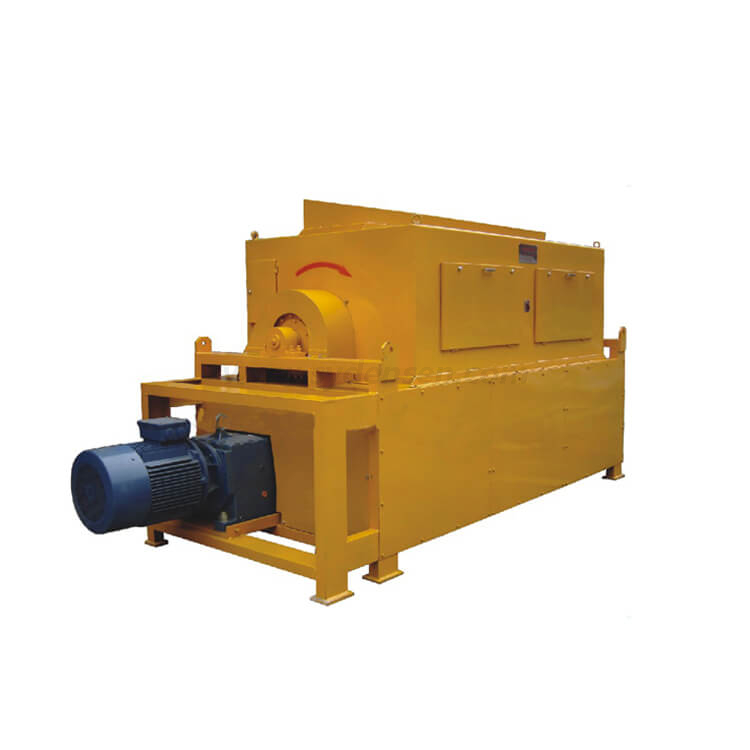 Top quality dry drum magnetic separator for mineral and metal mine