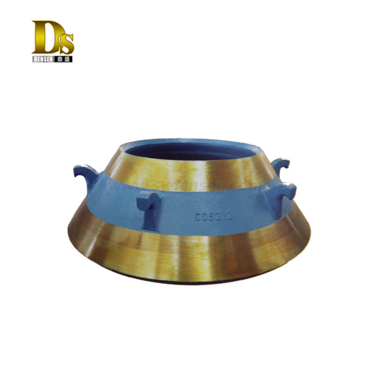 Casting Cone Crusher Parts Ball Mill Parts Jaw Crusher Parts Impact Crusher Parts