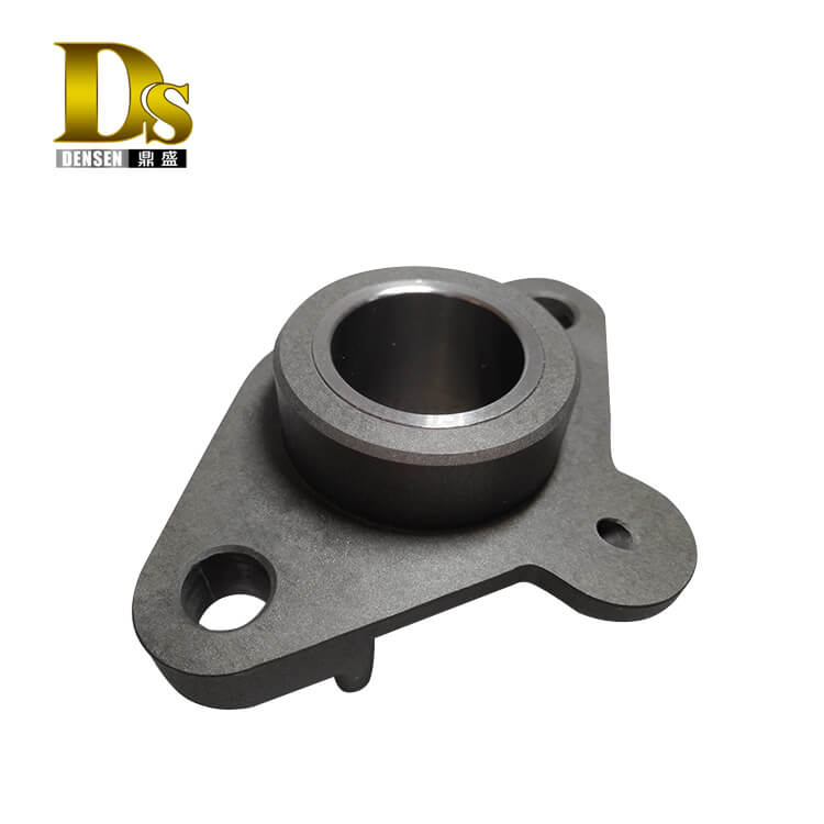 Densen Customized Aluminum Gravity casting, aluminum casting machining and surface anodizing valve cover for high speed train