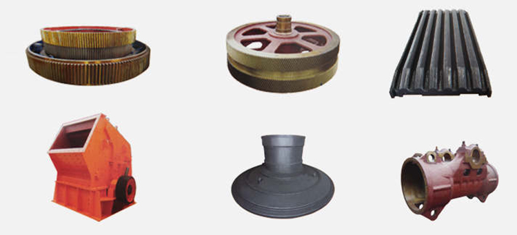Mill parts,Jaw,Impact crusher parts