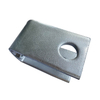 Densen Customized sheet metal welding Transformer wheel frame,hot galvanized casting forging parts