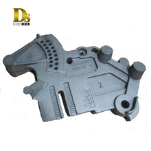 China Custom Iron Casting Spare Metal Parts for Equipment Industry