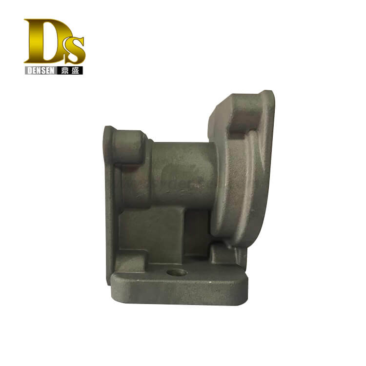 Customized alloy Aluminium Gravity casting aluminium investment casting electric motor housing of train part for High-speed rail