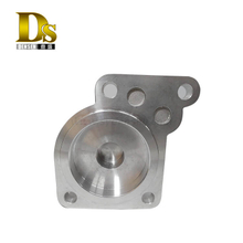 Densen customized aluminum gravity casting and machining and Surface anodic oxidation valve cover for high speed train