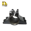Densen Customized steel Water glass Casting and machining Fixator for car, water glass casting or water glass sand casting parts