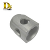 Densen Customized stainless steel 304 Silica sol investment casting valve stem caps,cap valve or presta valve cap