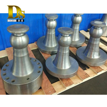 Densen customized Super large Carbon Steel Forging Camshaft