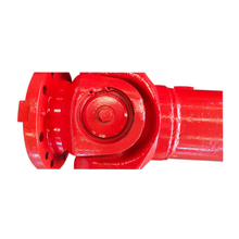 Densen customized SWC-WF Type High speed Universal Joint Shaft Couplings Universal Crowfoot Couplings