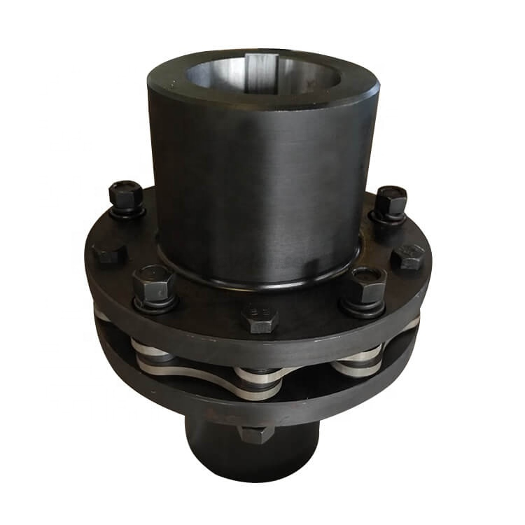 Densen customized JTM compression couplings,flexible disc coupling,single disc shaft coupling