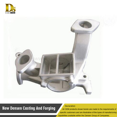 China Foundry supplies high quality steel precision casting parts for truck parts