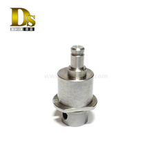 Densen customized steel alloy machining parts of ultra small eccentric shaft, CNC Lathe Machining Bearing Shaft