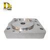 Densen Customized OEM Precision Gravity Casting Aluminum A356 Valve intermediate parts for high-speed rail