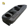 OEM High Quality Cast Iron Metal Parts for Forklift