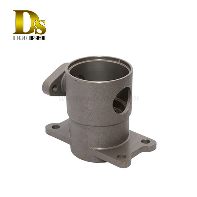Densen Customized Aluminium CNC machining sand casting railway spare parts for train