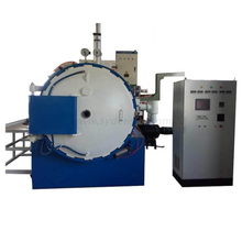 horizontal oil quenching furnace stainless steel quenching machine VOG436