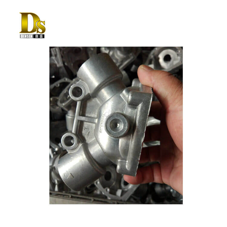 Customized Aluminum Zinc Copper Die Casting for Machinery Industry