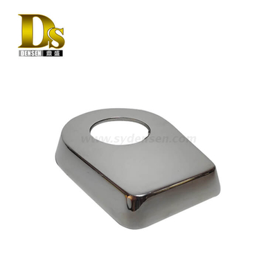 Densen Customized Stainless Steel 304 Silica sol casting and machining and mirror polished lock cover for swimming pool