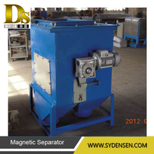 Metallurgy Industrial Dry Magnetic Drum Separators