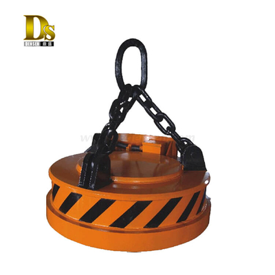Strong Electro Magnetic Lifter for Lifting Metal Scrap