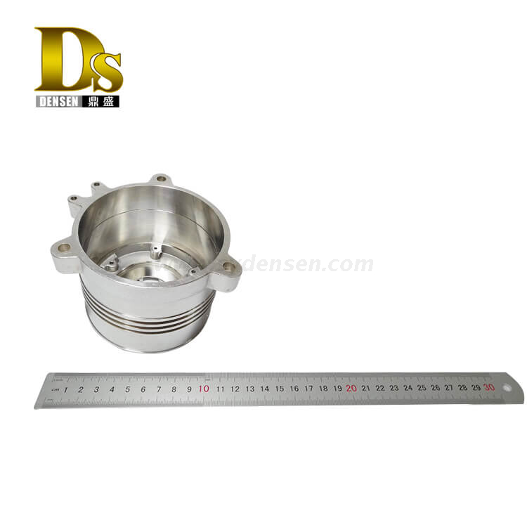 Densen Customized stainless steel 304 Silica sol investment casting and machining valve body