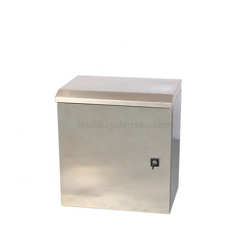 Densen customized Stainless Steel AE Box Sheet Metal Enclosure Products