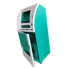 Densen Customized Atm card skimmer 32inch automatic ordering self service touch screen payment kiosk with thermal printer
