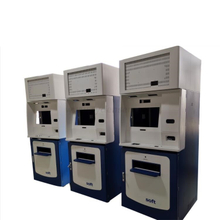 Densen CustomizedTicket vending machine shell sheet metal ATM stainless steel shell hospital automatic film taking machine