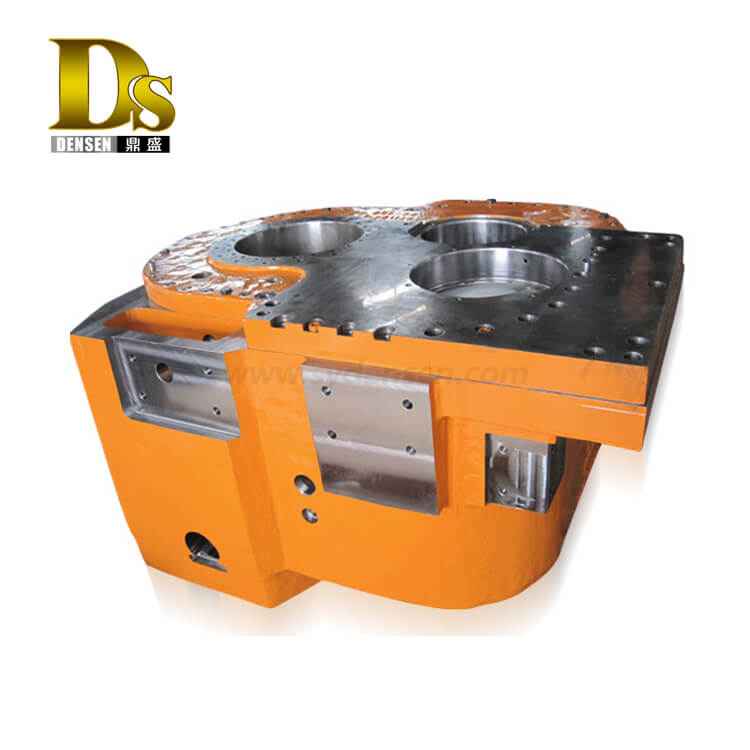 Densen customized precision casting sand casting factory in china,grey cast iron foundry