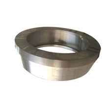 Densen customized cnc machining large stainless steel ring,stainless steel machining parts,china cnc machining ring nuts