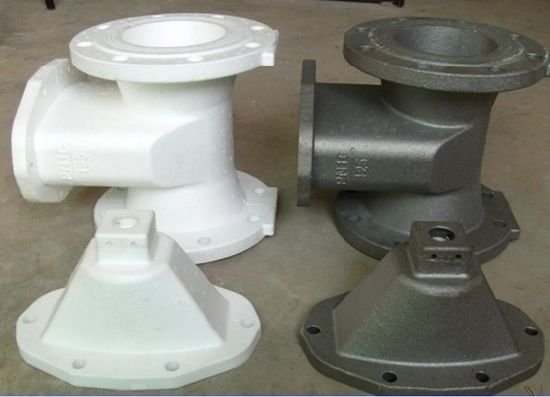 Which kind of alloys can be used in lost wax casting process?