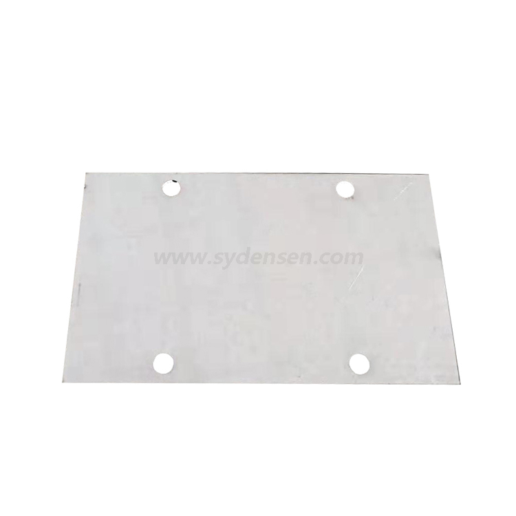 Densen customized Bracket Mechanical Sheet Metal Stamping And Bending Parts Sheet Metal Pieces Laser Cutting Service